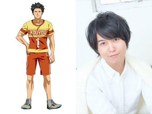 Anime Shakunetsu Kabaddi Umumkan Natsuki Hanae dan Soma Saito sebagai Pemeran Tambahan Baru 3