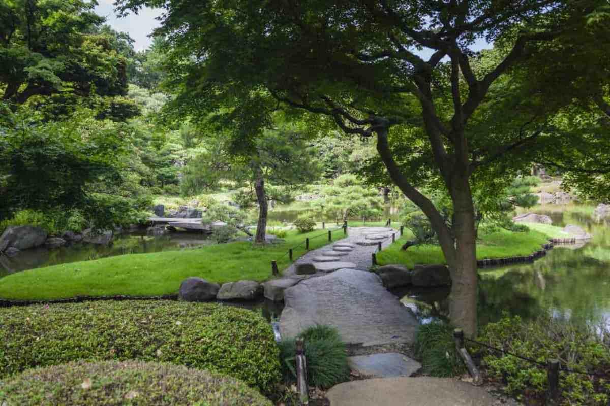Taman Indah Rikuguen dan Furukawa yang Dilapisi Sejarah di Tokyo 5