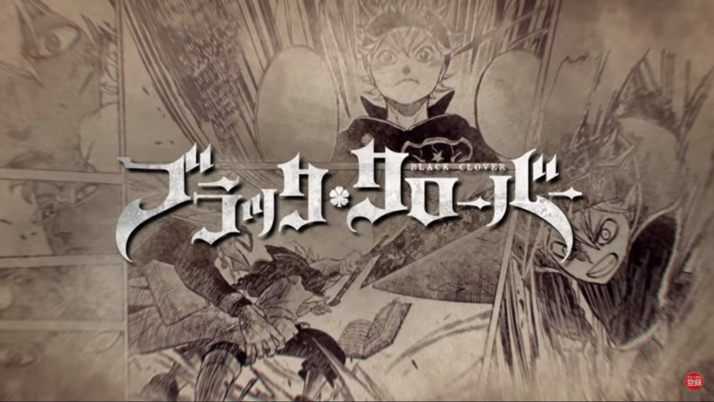 Film Anime Black Clover Ungkap Visual Terbaru 1