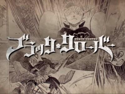 Film Anime Black Clover Ungkap Visual Terbaru 22