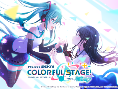 Game Project SEKAI COLORFUL STAGE! feat. Hatsune Miku Rilis 2 Kreator Baru 24