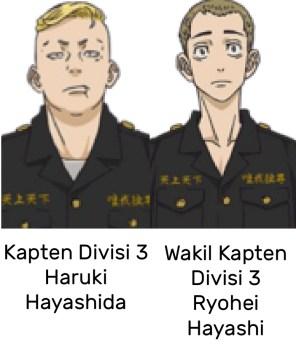 Kenalan Yuk Dengan Geng Tokyo Manji dari Anime Tokyo Revengers 7