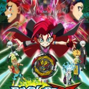 Anime Beyblade Burst Dynamite Battle Ungkap Visual, Staf, Tanggal Tayang Perdana 18