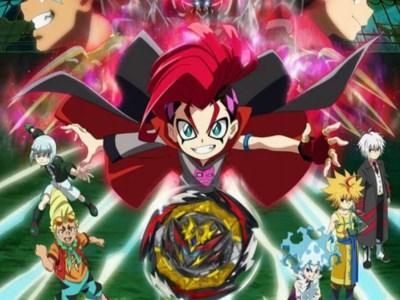 Anime Beyblade Burst Dynamite Battle Ungkap Visual, Staf, Tanggal Tayang Perdana 53