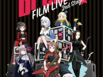 Film Anime BanG Dream! FILM LIVE 2nd Stage Akan Dibuka pada Tanggal 20 Agustus 31