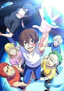 Video Promosi Keempat Anime Bakuten!! Memperdengarkan Lagu Penutup 2