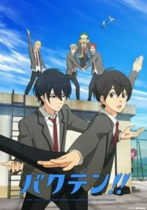 Anime Bakuten!! Diperankan oleh Reina Ueda 3