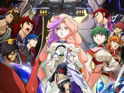 Anime Back Arrow Mengungkap Video Promosi, Penyanyi Lagu Tema, dan Visual Baru untuk Paruh Keduanya 58