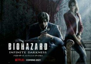 Video Anime CG Resident Evil: Infinite Darkness Menyoroti Claire 4