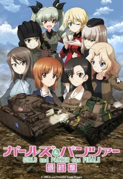 9 Menit Pertama Film Anime Girls & Panzer das Finale Ke-3 Dirilis 1