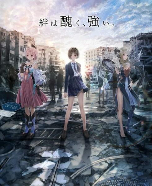 Waralaba Gadis Sihir Blue Reflection Mendapatkan 2 Game Baru, Mengonfirmasi Animenya Akan Tayang selama Setengah Tahun 1