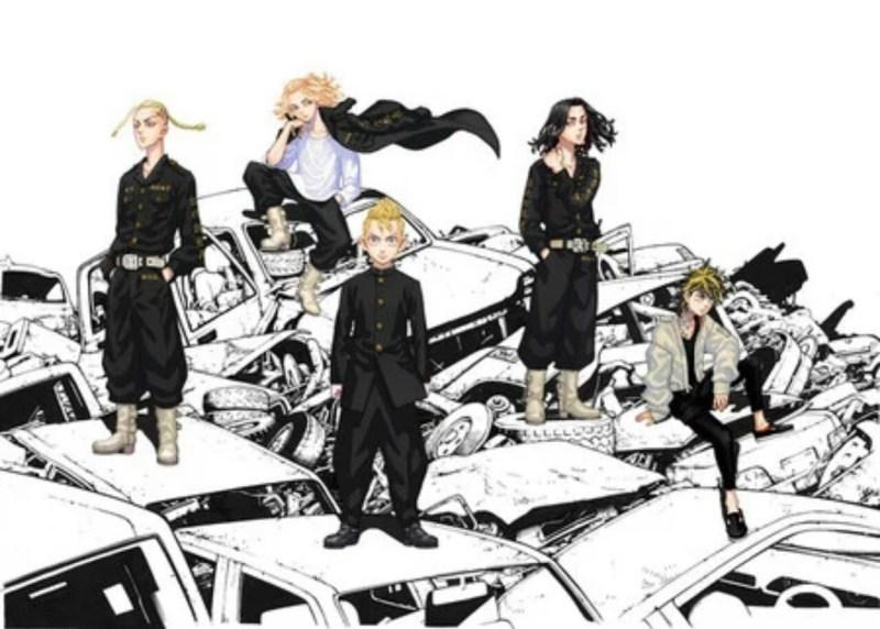 Anime Tokyo Revengers Diperankan oleh Showtaro Morikubo dan Takuya Eguchi 1