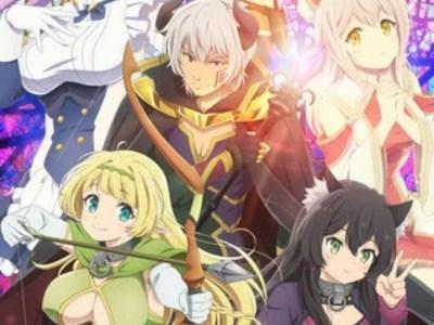 Anime How NOT to Summon a Demon Lord Omega Diperankan oleh Kazuyuki Okitsu dan Maki Kawase 31