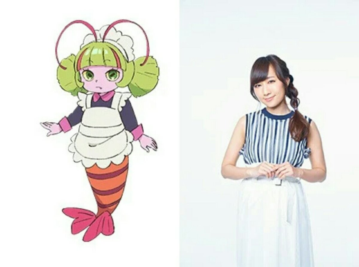 Ayahi Takagaki Ikut Berperan dalam Anime Tropical-Rouge! Precure 2