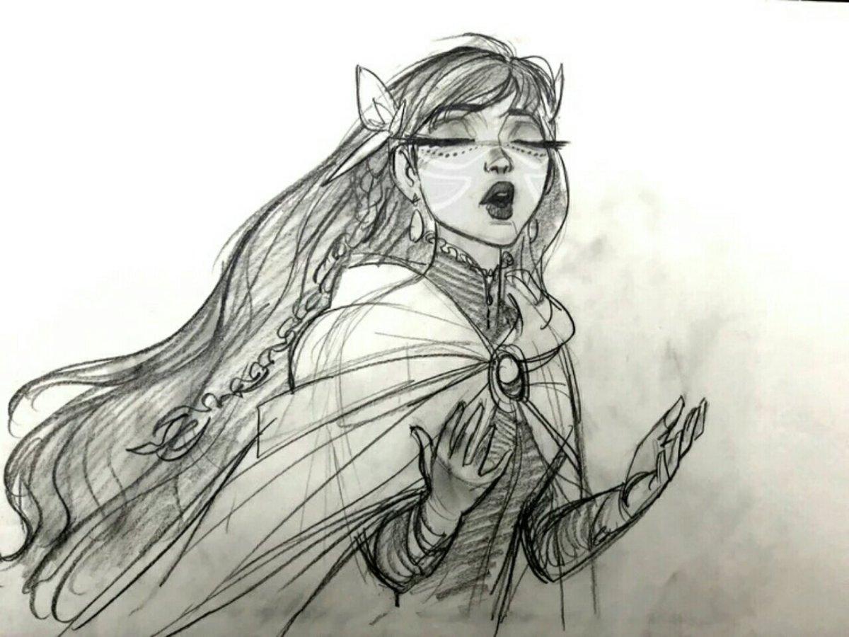 Film Belle Garapan Mamoru Hosoda Mengungkapkan Trailer, Desain Buatan Jin Kim dari Frozen, dan Informasi Pembukaannya 4