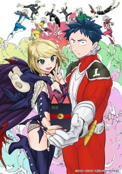 Anime Love After World Domination Resmi Diumumkan dan Akan Ditayangkan di TV 1