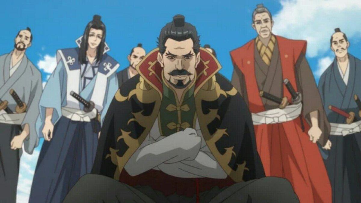 Anime Yasuke Mengungkapkan Seiyuu Jepang dengan Teaser Baru 4