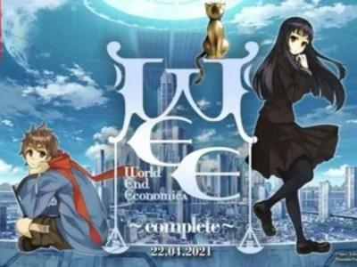 Versi Switch Novel Visual World End Economica Akan Diluncurkan pada Tanggal 22 April 38