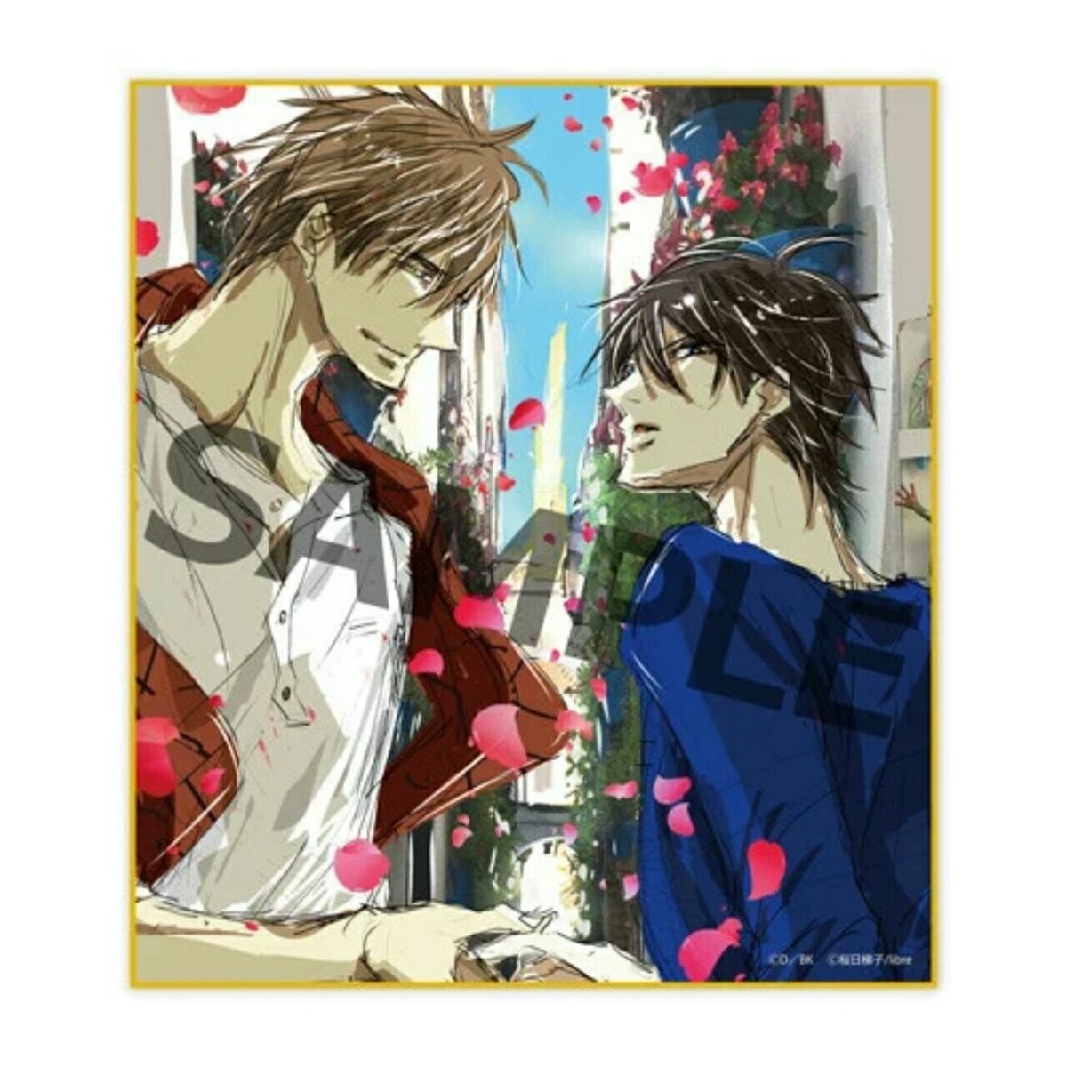 Arc Spain dari Manga BL DAKAICHI Mendapatkan Film Anime untuk Musim Gugur Tahun Ini 3