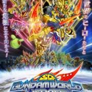 Skypiece Membawakan Lagu Pembuka untuk Anime SD Gundam World Heroes 12
