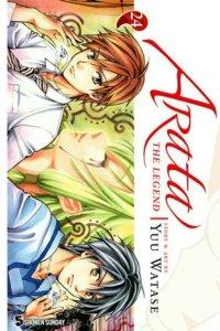 Manga Arata: The Legend Karya Yuu Watase Kembali dan Chapter Baru Debut pada Bulan Juli 2