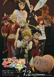 Trailer Lengkap Film Anime The Seven Deadly Sins: Cursed By Light Mengungkapkan Seiyuu Lainnya dan Lagu Tema 4