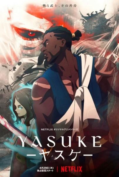Anime Yasuke Mengungkapkan Trailer Bahasa Inggris Baru dan Pengisi Suara Bahasa Inggris 1