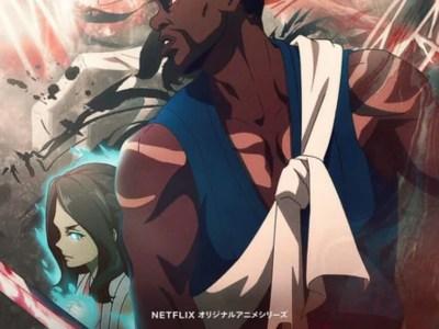 Anime Yasuke Mengungkapkan Trailer Bahasa Inggris Baru dan Pengisi Suara Bahasa Inggris 24