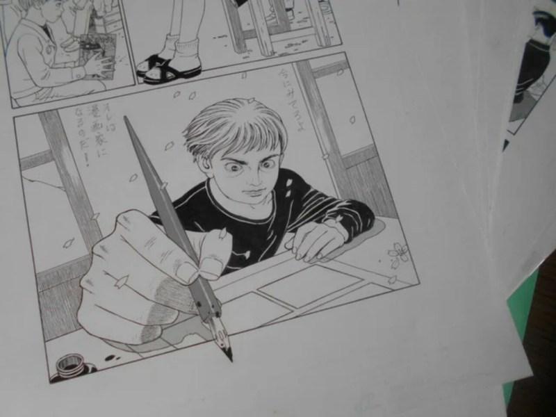 Suehiro Maruo Akan Meluncurkan Manga Baru 1