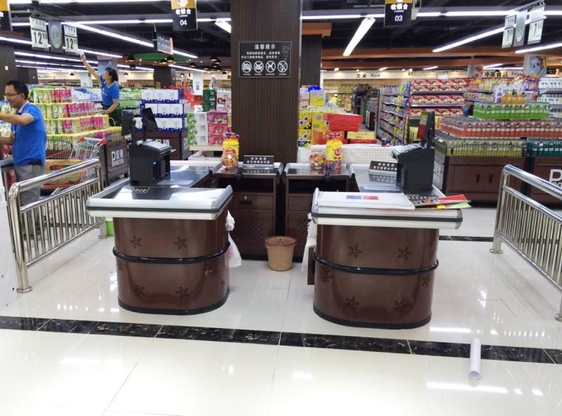 Seorang Pria 53 Tahun Didenda 300.000 Yen Karena Buang Air Besar di Kasir Supermarket 1