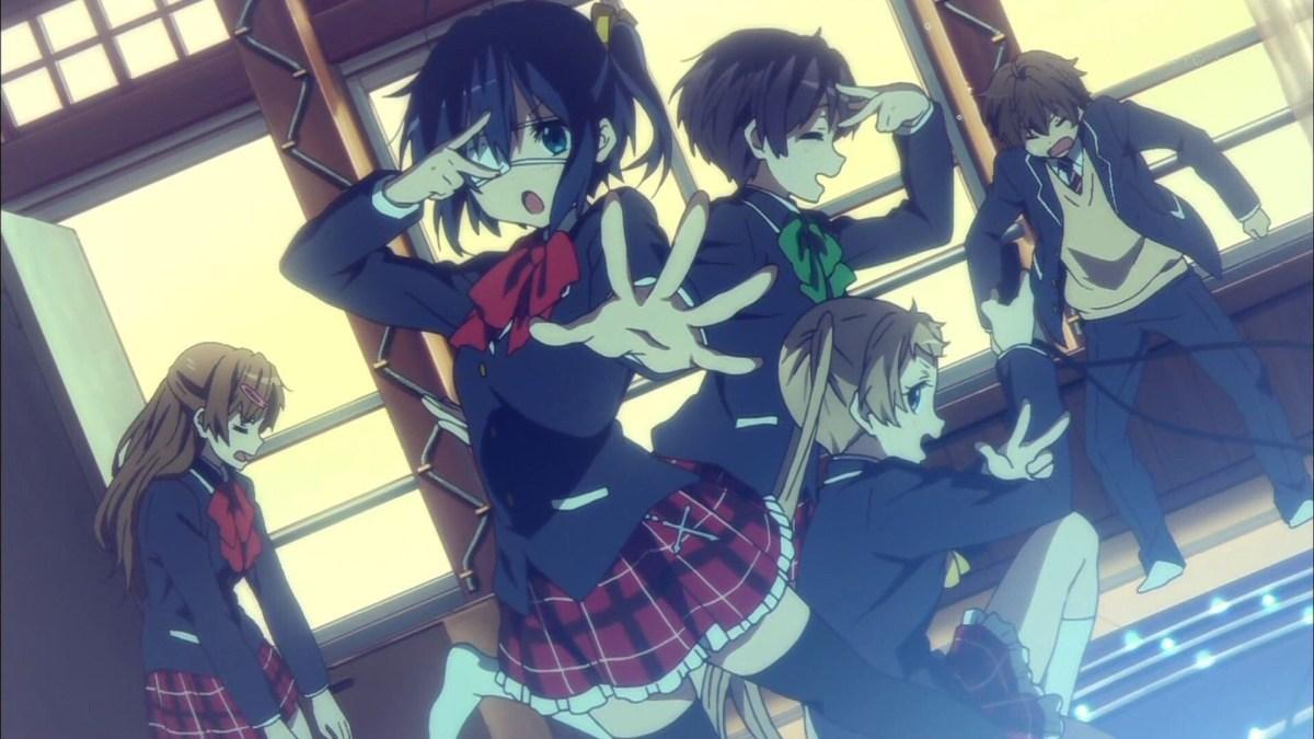 20 Klub Sekolah Teraneh yang Pernah Ada di Anime 20