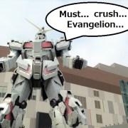 Pencipta Gundam : Saya akan Menghancurkan Demon Slayer dan Evangelion 8