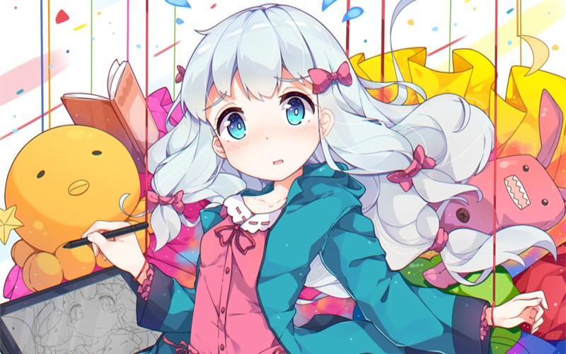 Manga Eromanga Sensei akan Berakhir pada Bulan Mei 1