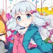 Manga Eromanga Sensei akan Berakhir pada Bulan Mei 5