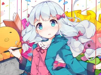 Manga Eromanga Sensei akan Berakhir pada Bulan Mei 273