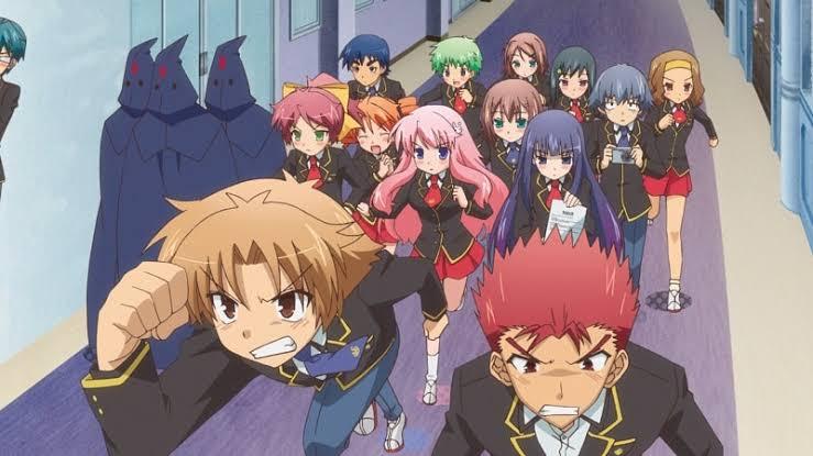 10 Rekomendasi Anime Komedi Buat Kamu yang Gabut 12