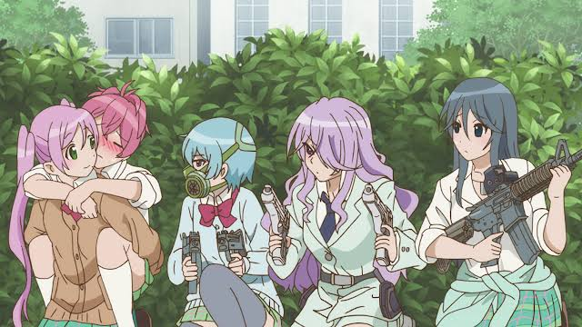 10 Rekomendasi Anime Komedi Buat Kamu yang Gabut 20