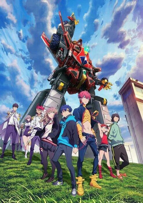 Anime SSSS.Dynazenon Merilis Video Promosi Baru 2