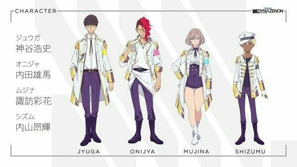 Anime SSSS.Dynazenon Merilis Video Promosi Baru 8