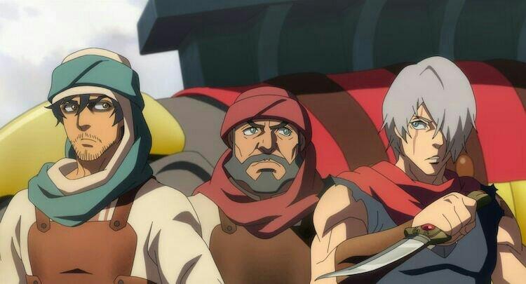 Tanggal Pembukaan Film The Journey Garapan Manga Productions dari Arab Saudi dan Toei di Jepang Telah Diumumkan 4