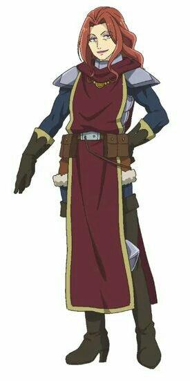 Anime How NOT to Summon a Demon Lord Omega Diperankan oleh Kazuyuki Okitsu dan Maki Kawase 2