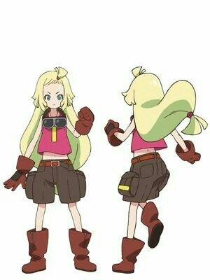 Anime Sakugan Mengungkapkan Karakternya Minami Tsuda 4