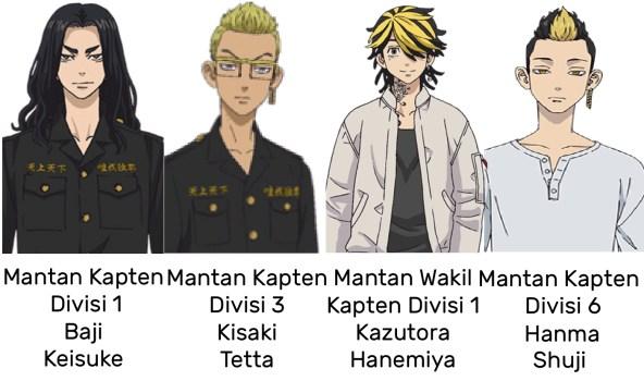 Kenalan Yuk Dengan Geng Tokyo Manji dari Anime Tokyo Revengers 10
