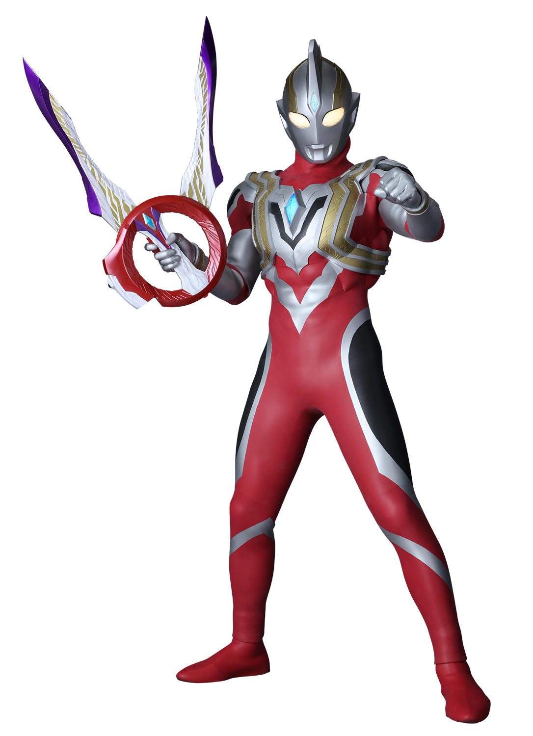 Tsuburaya Productions Umumkan Judul Baru Serial TV Ultraman 5