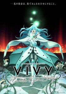 Anime Orisinal Vivy -Fluorite Eye's Song- Ungkap Video Promosi Kedua dan 3 Anggota Seiyuu Lainnya 8