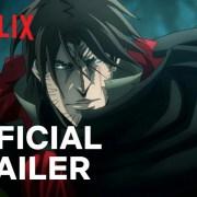 Netflix Mengungkapkan Trailer untuk Season Ke-4 Animasi Castlevania 18