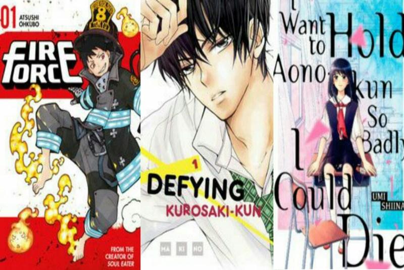 Nominasi Penghargaan Manga Kodansha Tahunan Ke-45 Telah Diumumkan 1