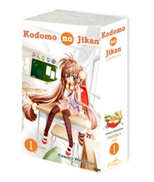 Kaworu Watashiya, Kreator Kodomo no Jikan, Meluncurkan Manga Baru 1