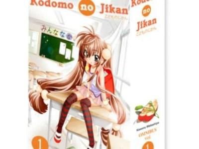 Kaworu Watashiya, Kreator Kodomo no Jikan, Meluncurkan Manga Baru 5