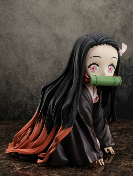 Figurin Nezuko Skala Besar yang Muat Masuk ke Dalam Kotak Tanjiro Segera Hadir Tahun Depan 1